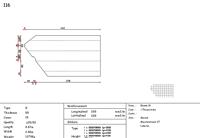 Platebook - Filigree slabs