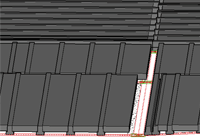 T-Beam systems - Layoutplan in 3D